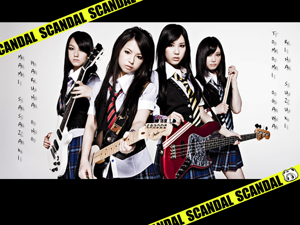 Scandal Taiyou To Kimi Ga Egaku Story Chord Welcome To My Blog